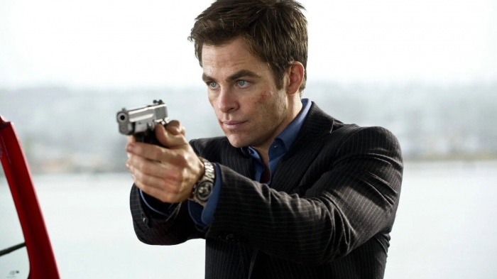 chris pine is set to star in the saint remake from director dexter fletcher social