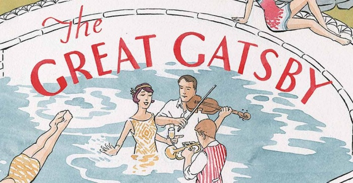 great gatsby header