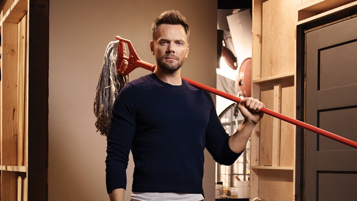 joel mchale the great indoors interview variety