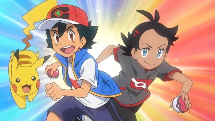 pokemon anime....