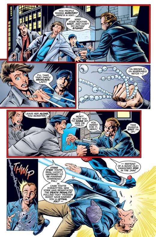 Amazing Spider-Man 411 - 01