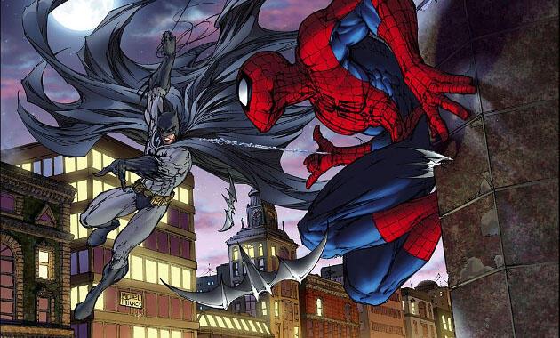 Batman - Spider-Man