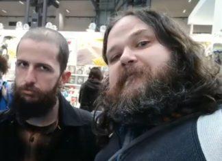 Álvaro Ortiz y Josep Busquet