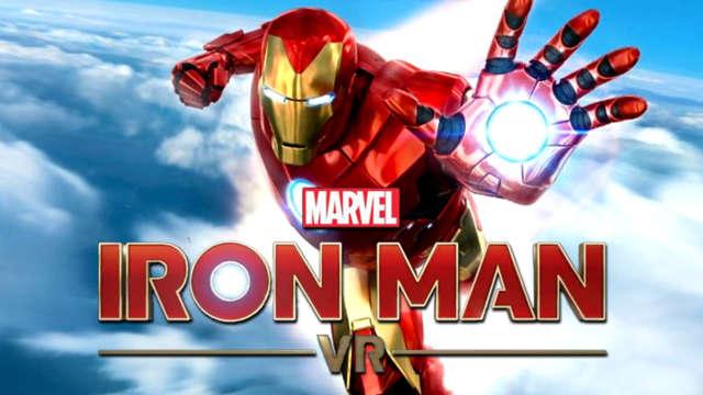 Iron Man VR destacada