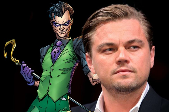 Leonardo DiCaprio - Enigma - Batman - El caballero oscuro La leyenda renace