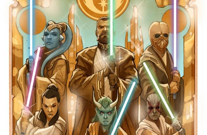 Star Wars High republic art