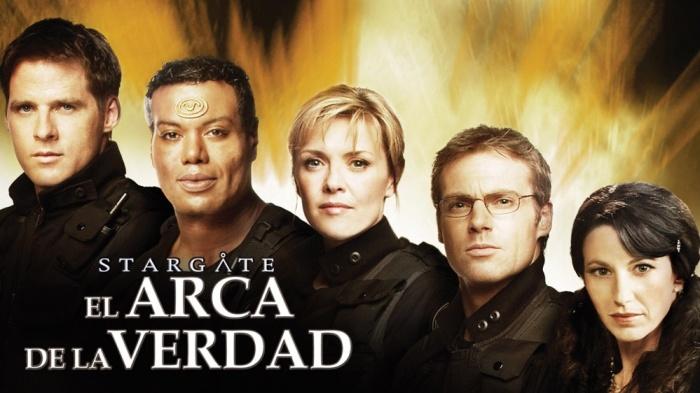 Stargate el arca de la verdad