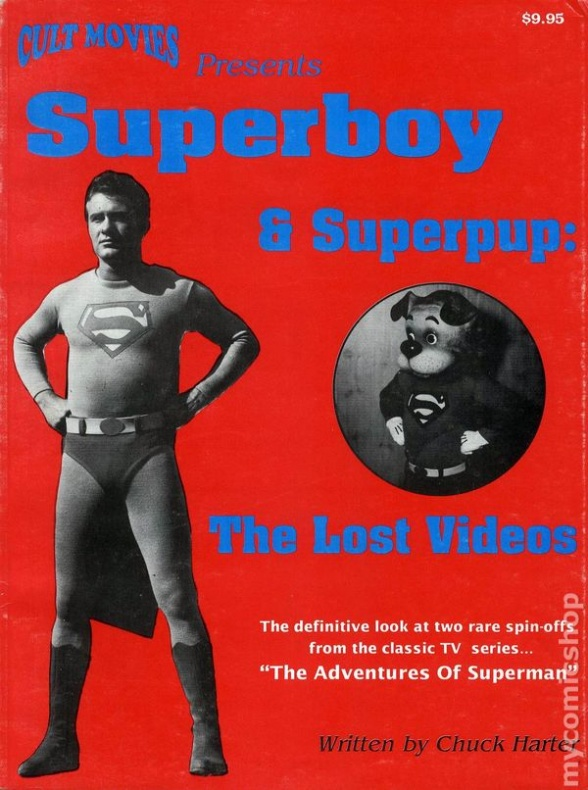 Superboy y Superpup