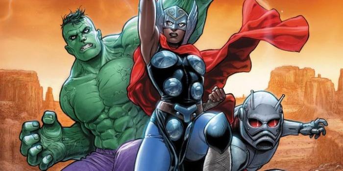 avengers of the wastelands header
