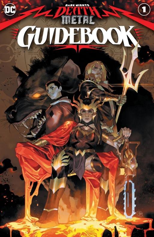 dark nights death metal guidebook