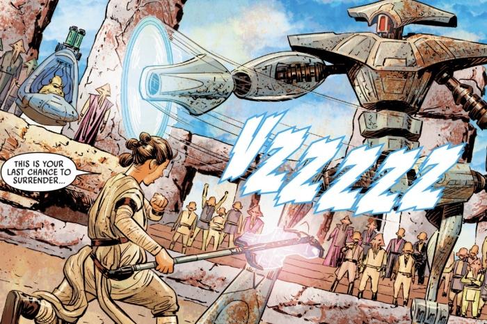 Star Wars Lealtad Ross