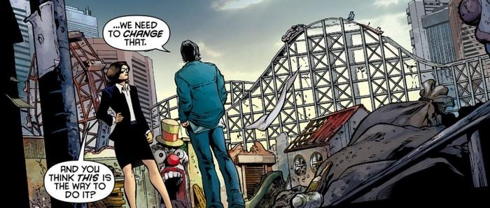 Gotham parque de atracciones