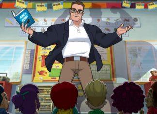 Arnold Schwarzenegger - Superhero Kindergarten
