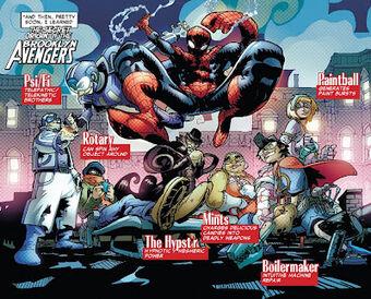 Brooklyn Avengers