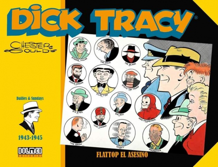 Dick Tracy portada
