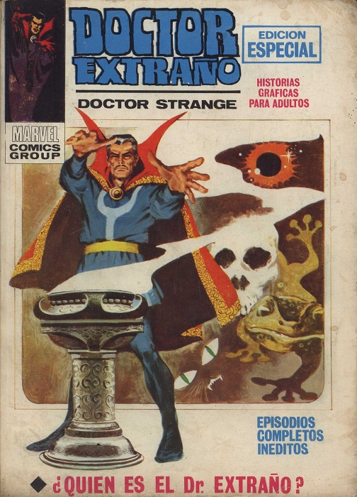 Doctor Extraño 1