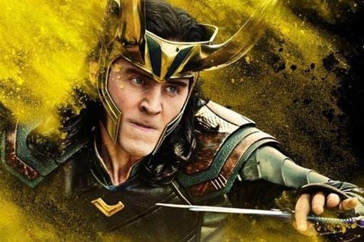 Loki Thor Ragnarok 1