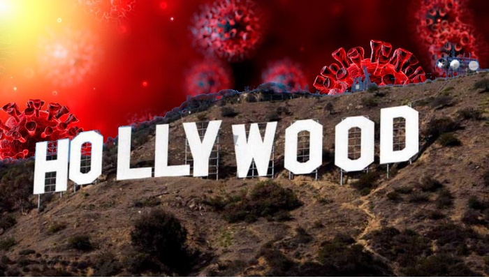 Hollywood - Coronavirus - rodaje