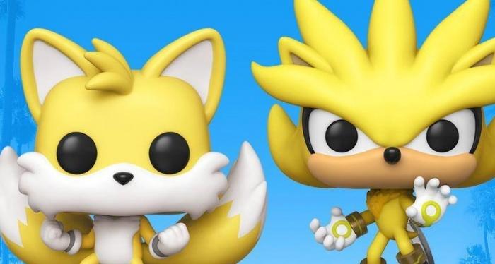 Tails y Silver