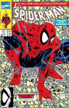 cover homage 1 mcfarlane 1 spider man 1