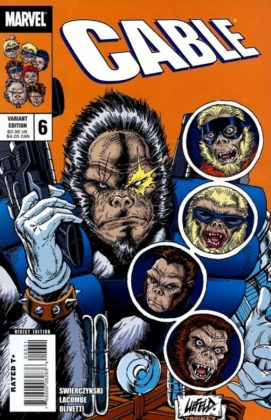 cover homage 5 liefeld 2 cable 6
