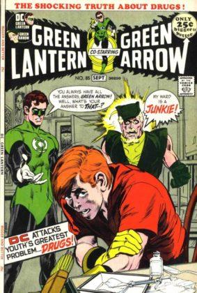 cover homage 7 adams 1 green lantern 85