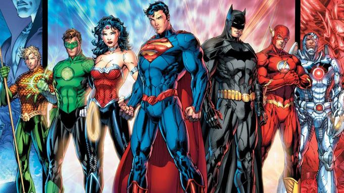 dc comics justice league characters