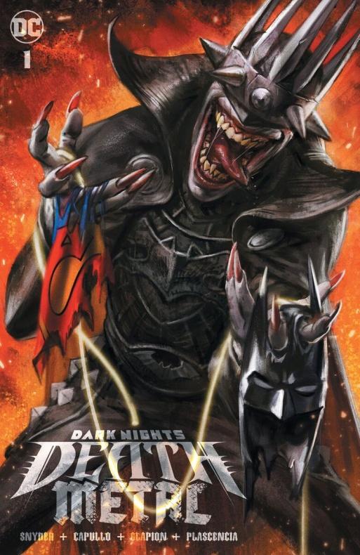 death metal comic mint 1