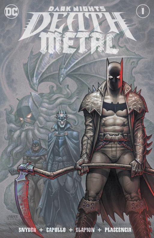 death metal gotham