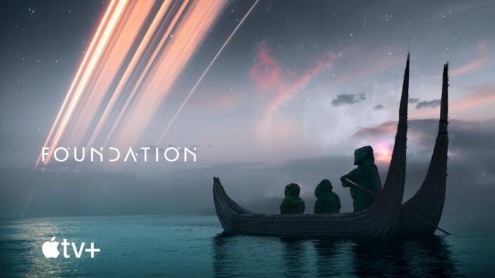 foundation teaser apple tv bq