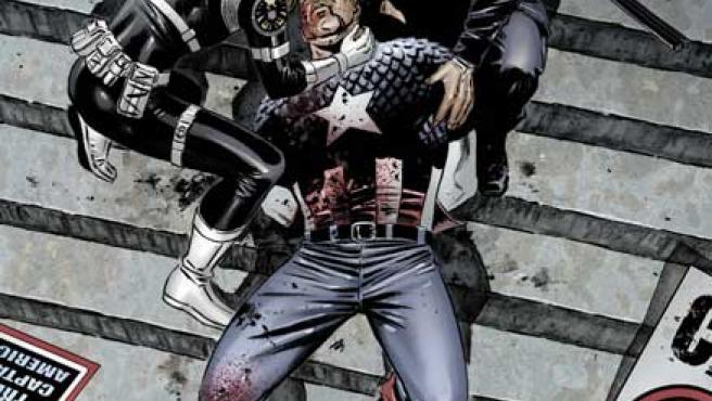 muerte capitan america 1