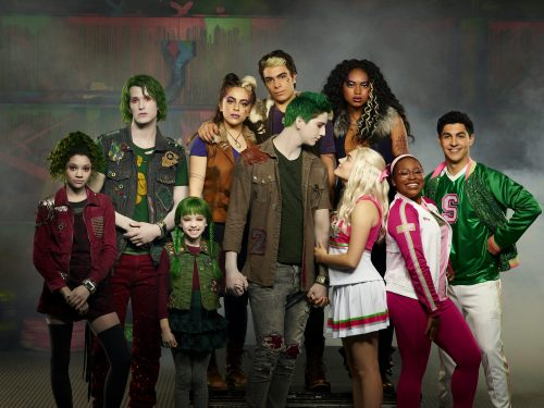 zombies 2 2020