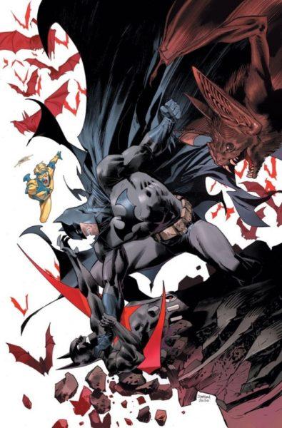 Batman Beyond 48 cover