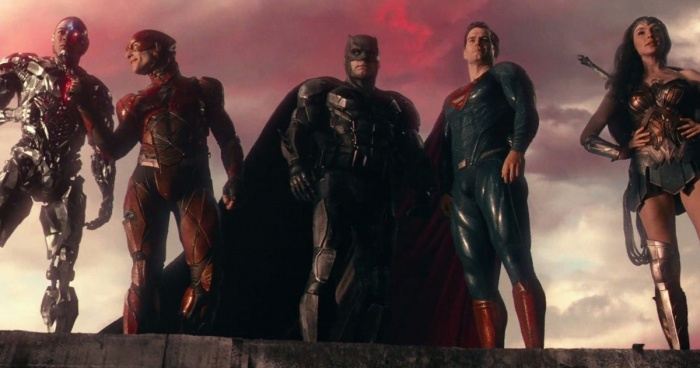 El tráiler de la Liga de la Justicia de Zack Snyder ya se está trabajando en