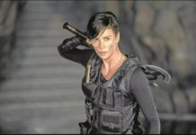 Charlize Theron - La vieja guardia - The Old Guard