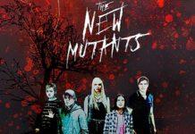 Los Nuevos Mutantes - póster Comic Con 2020