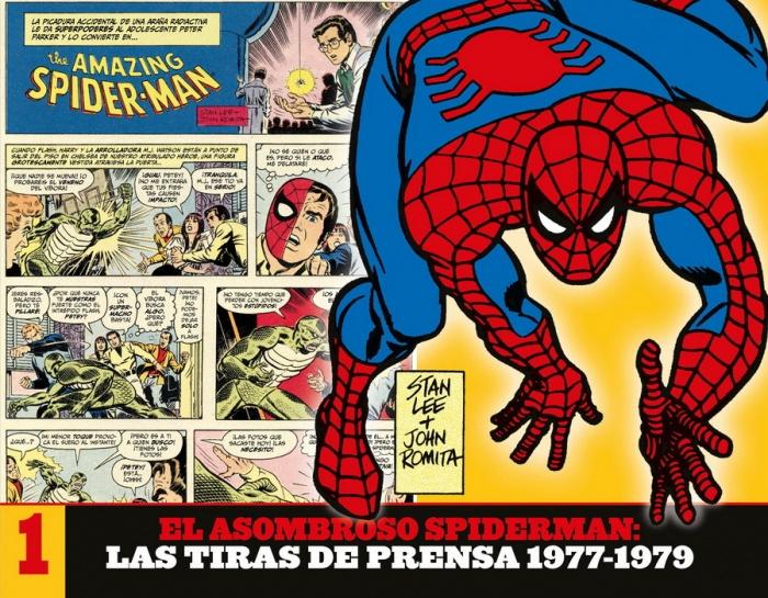 Spiderman Tiras de prensa