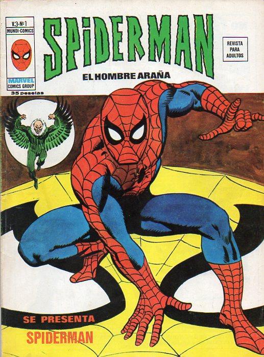 Spiderman volumen 3 1