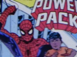 Spiderman y Power Pack