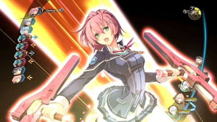 Trails of Cold Steel 3 Lucha