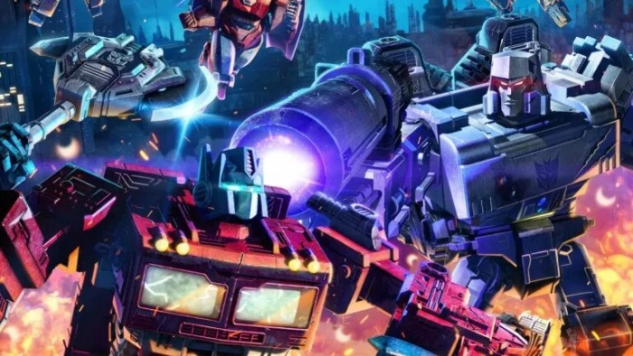 War for Cybertron1