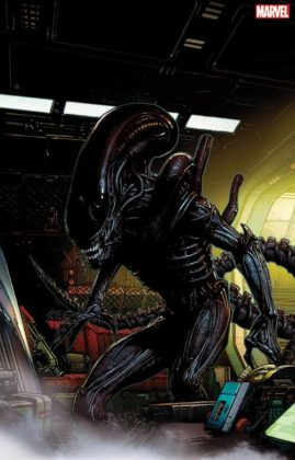 alien cover finch
