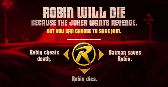 batman-death-in-the-family - pantalla interactiva