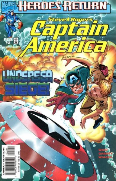 Capitan America Heroes Return 5