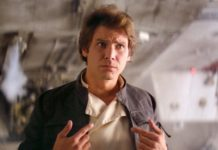 Han Solo - Harrison Ford - Star Wars