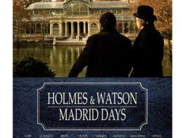Holmes Watson Madrid days