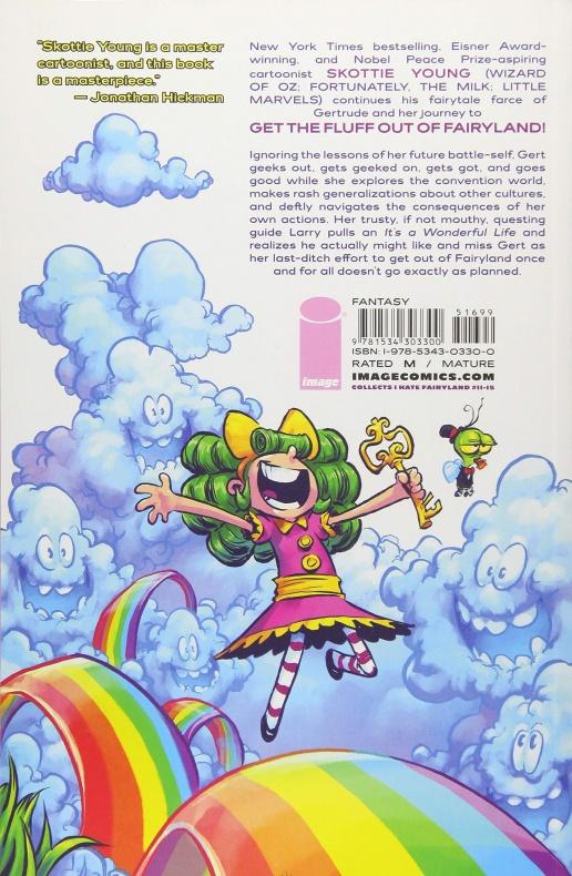 I Hate Fairyland 3 contraportada