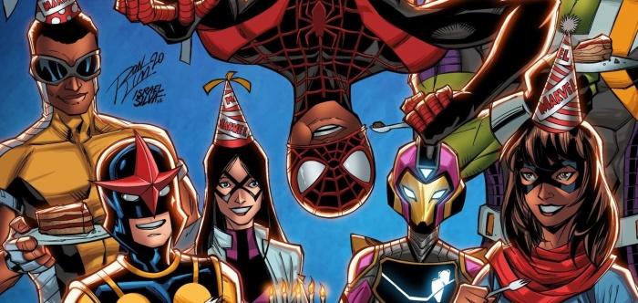 Marvel aniversario
