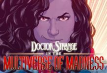 América Chávez - Doctor Strange in the Multiverse of Madness