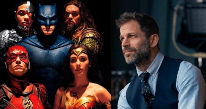 Snyder Justice League Header